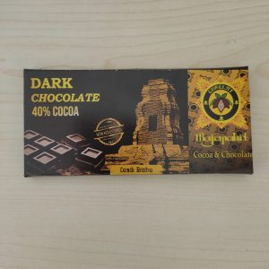 Dark Chocolate 40% 48 Gr Cokelat Majapahit