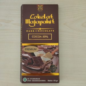 Dark Chocolate 50% 93 Gr Cokelat Majapahit