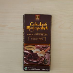 Dark Chocolate 70% 93 Gr Cokelat Majapahit